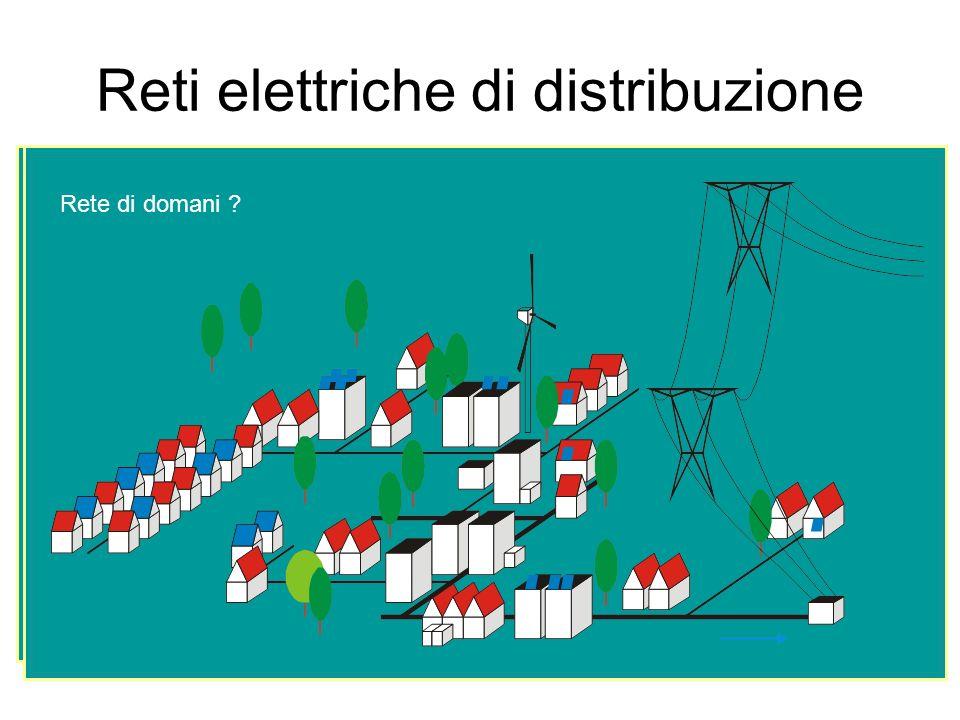 Situazione della rete di distribuzione In Italia il sistema di distribuzione è di primario livello; nel corso degli anni ha raggiunto una notevole affidabilità e una qualità del servizio eccellente, grazie anche a recenti interventi come ad es.