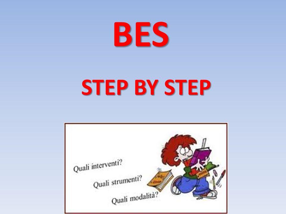 PRIMO STEP Identificazione precoce e in tempo utile degli alunni con BES