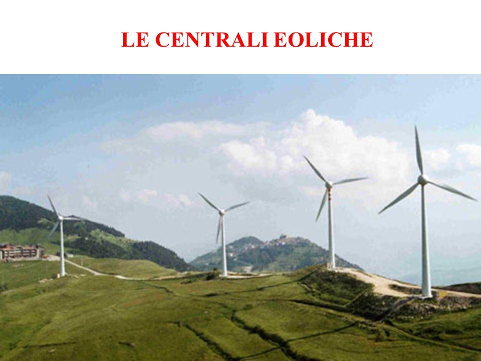 VANTAGGI energia pulita: il vento è disponibile in moltissime zone della terra, non inquina ed è inesauribile.