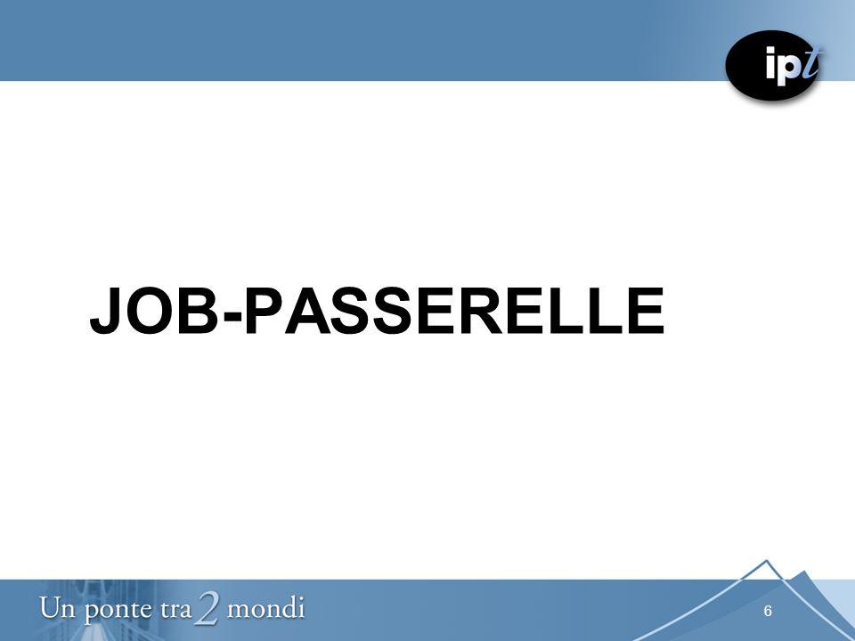 6 JOB-PASSERELLE