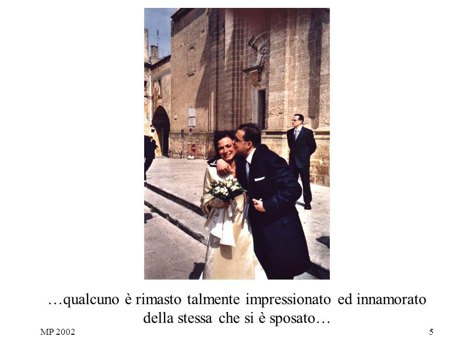 MP 20025 …qualcuno è rimasto talmente impressionato ed innamorato della stessa che si è sposato…