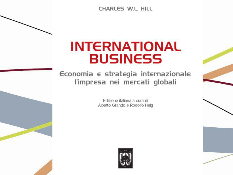 1 - 32 C.W.L.Hill, International Business Copyright © Ulrico Hoepli Editore S.p.A.