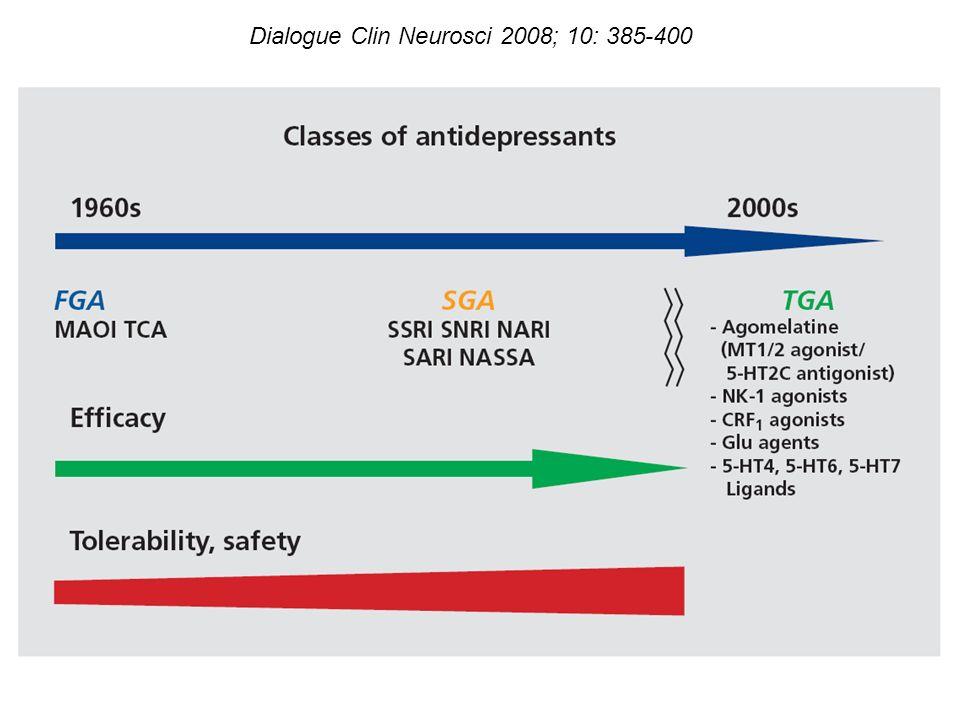 Dialogue Clin Neurosci 2008; 10: 385-400