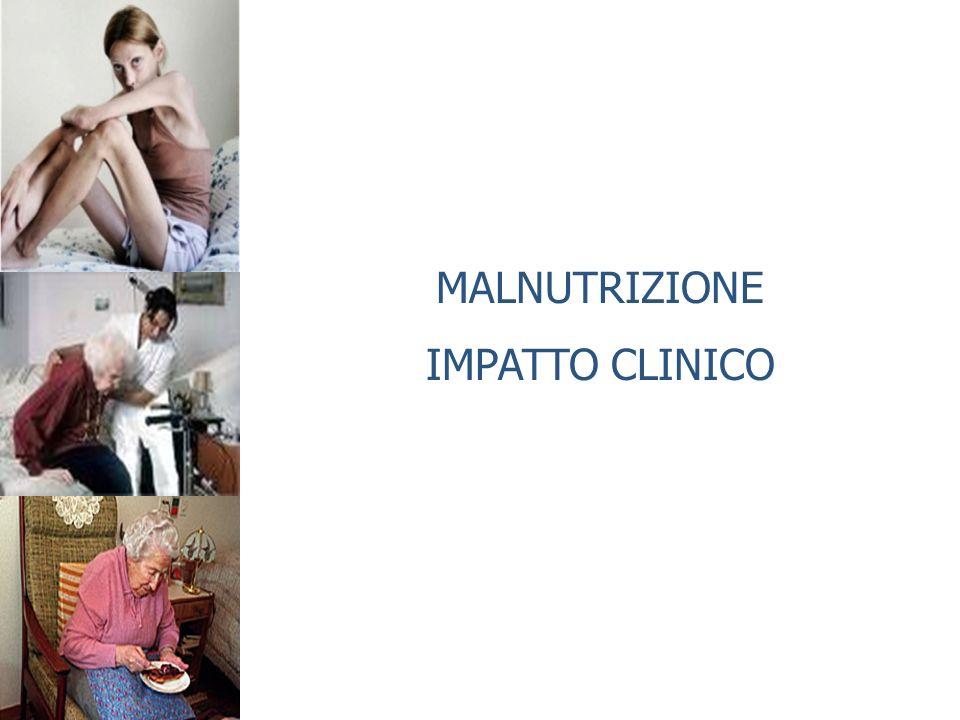 MALNUTRIZIONE IMPATTO CLINICO