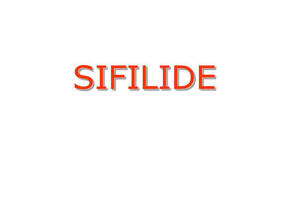 SIFILIDESIFILIDE