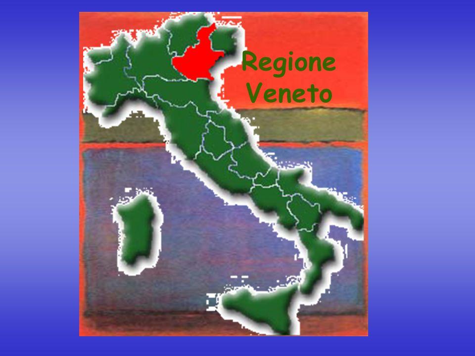 La situazione nelle Regioni N.659 USL (1992) N. 228 ASL (1997) N.