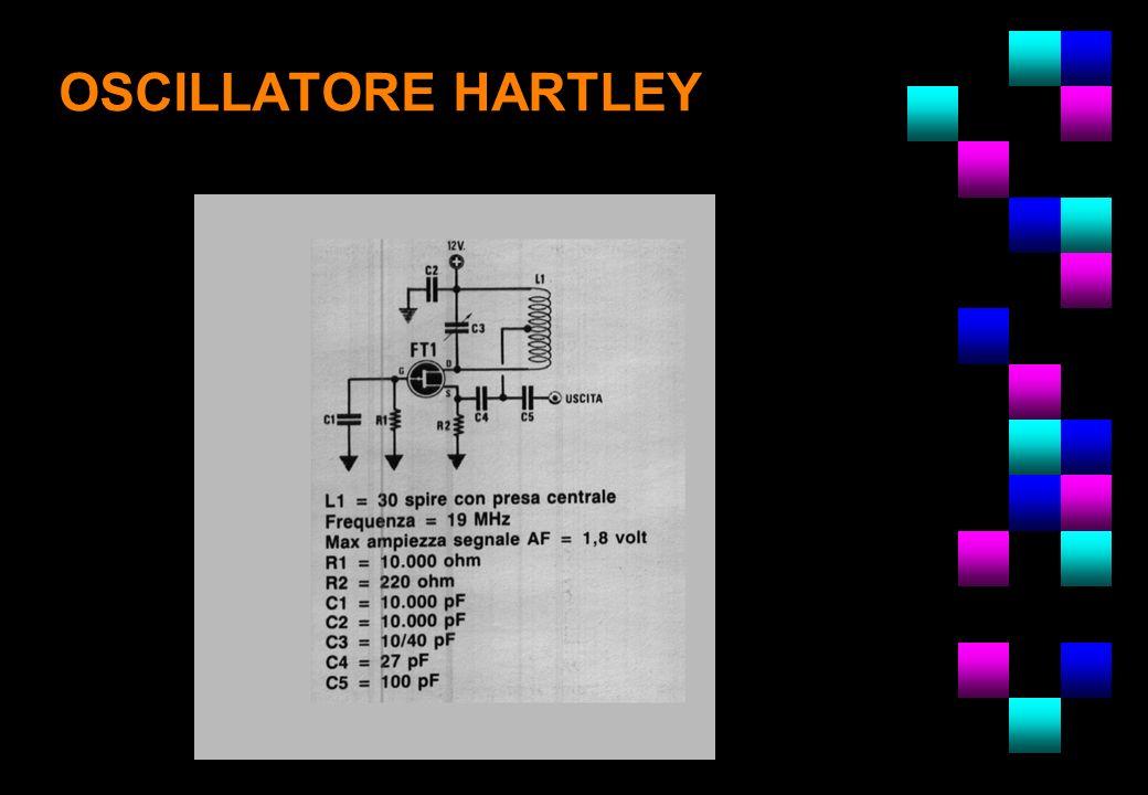 OSCILLATORE HARTLEY