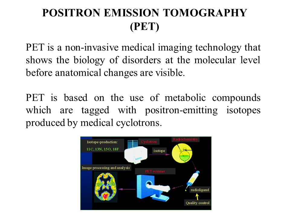 The PET/CT system produces directly functional PET and anatomical CT data in one session, without moving the patient and with minimal delay between the reconstruction and the fusion of the two images data sets … CTPETFused … finally improving the interpretation of PET and CT images PET/CT