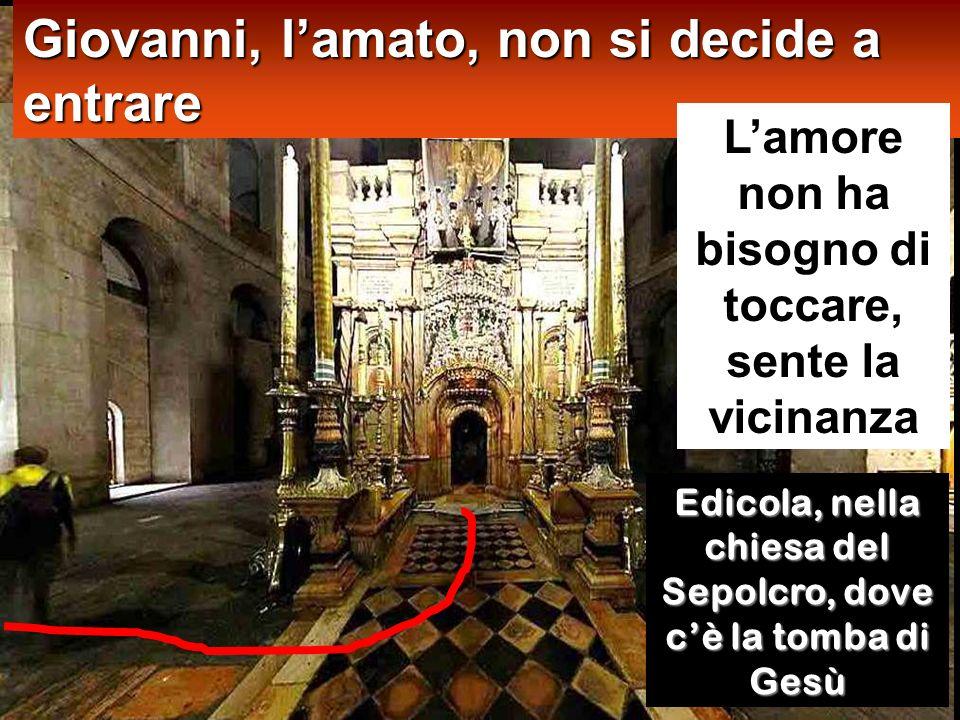 Pietro allora uscì insieme allaltro discepolo e si recarono al sepolcro.