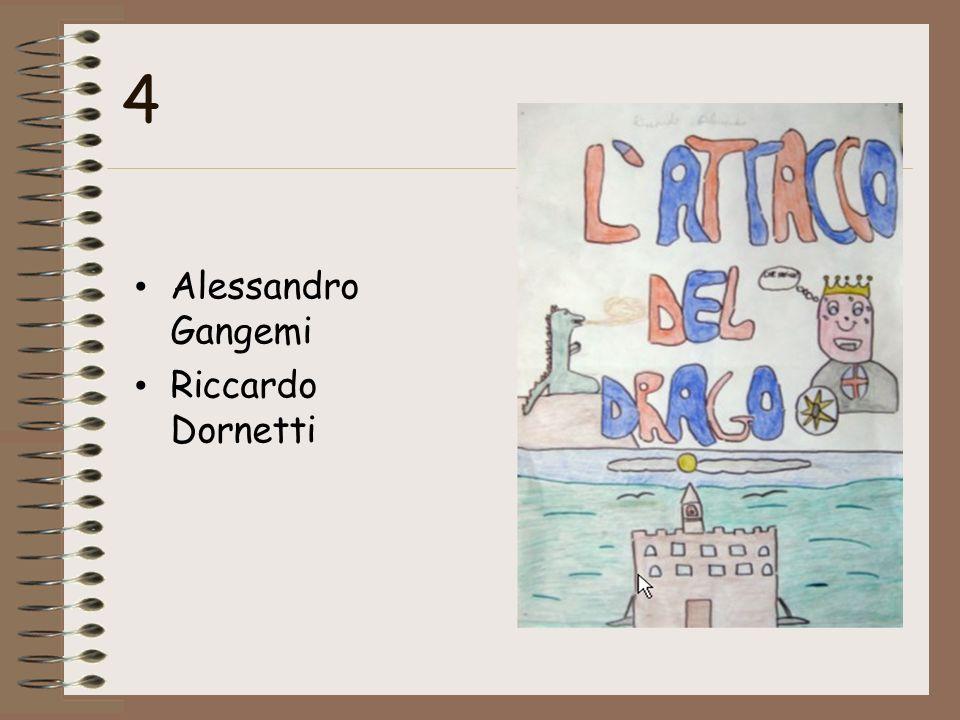 4 Alessandro Gangemi Riccardo Dornetti
