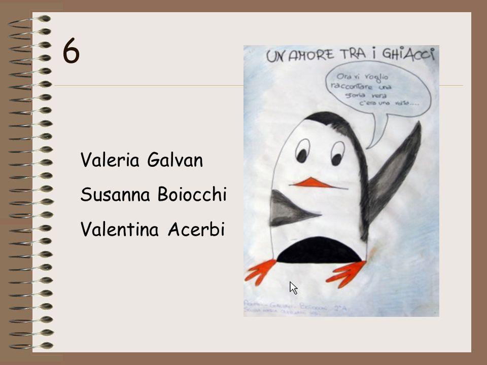 6 Valeria Galvan Susanna Boiocchi Valentina Acerbi