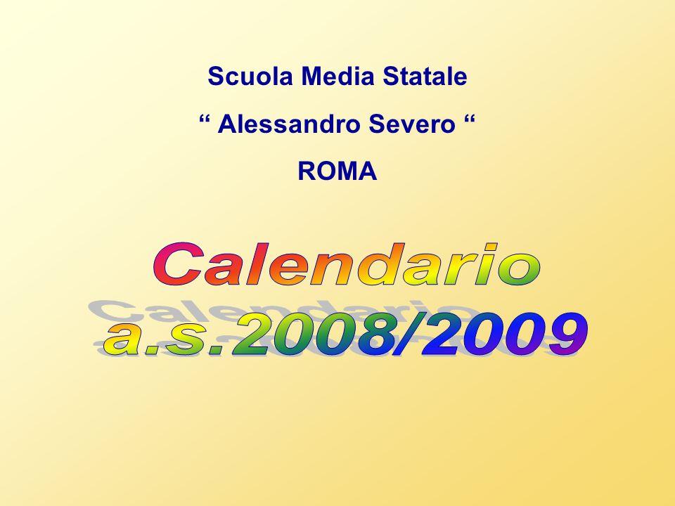 Scuola Media Statale Alessandro Severo ROMA