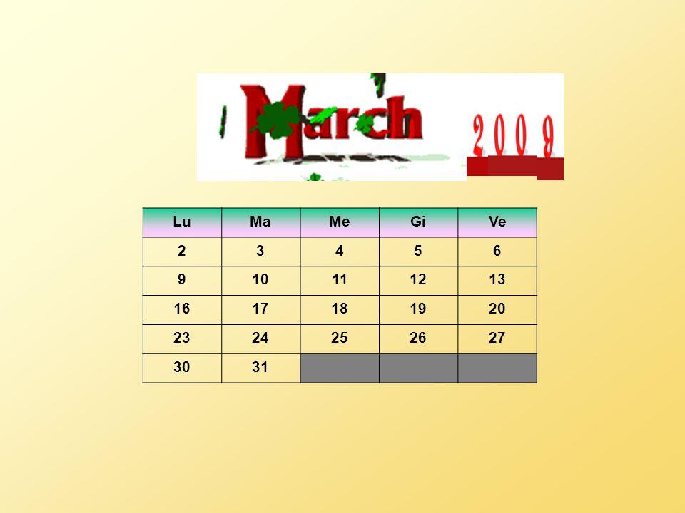 LuMa MeGiVe 123 14151617 2021 2223 24 2728 2930 Sospensione attività didattica 25 aprile dal 06 al 13 aprile ( pausa pasquale )