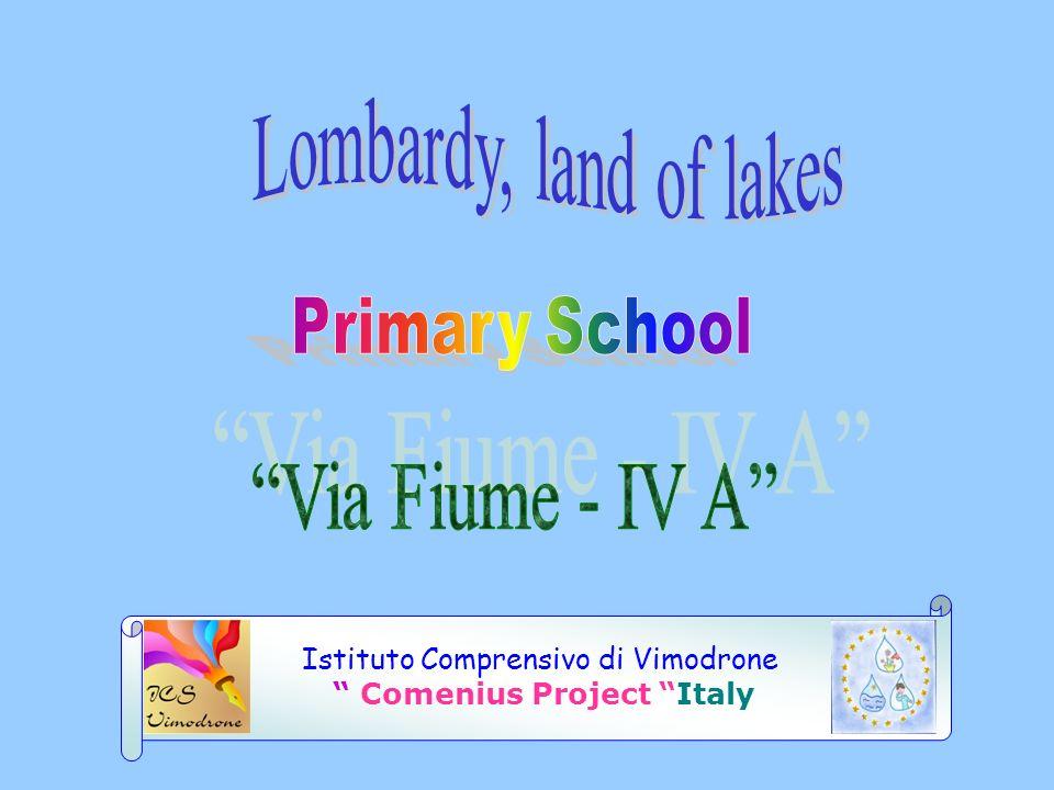 Istituto Comprensivo di Vimodrone Comenius Project Italy