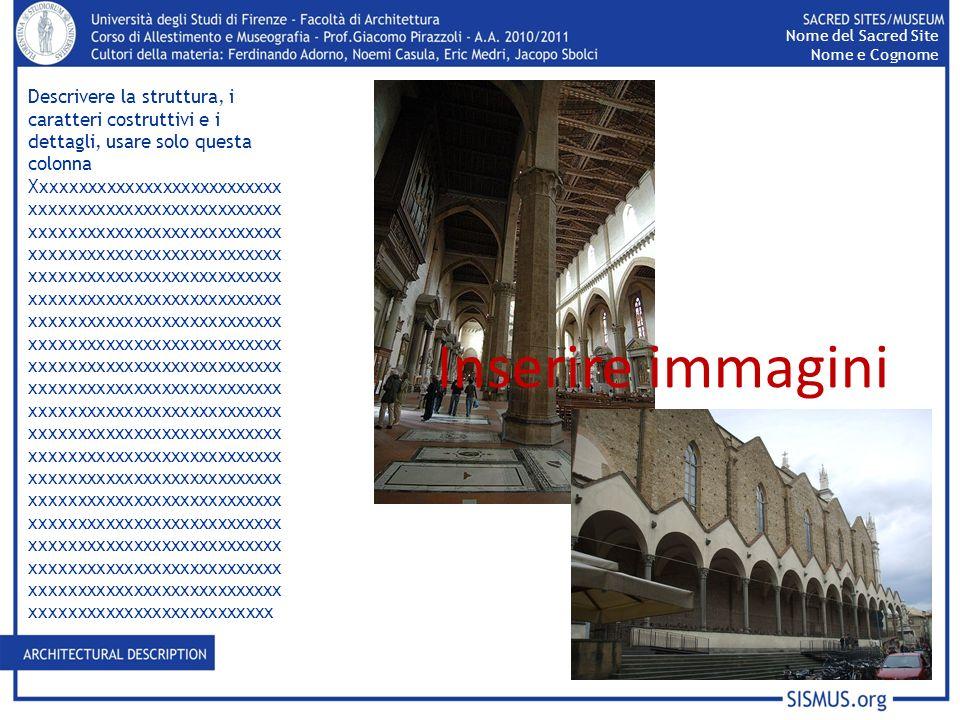 Descrivere la struttura, i caratteri costruttivi e i dettagli, usare solo questa colonna Xxxxxxxxxxxxxxxxxxxxxxxxxxx xxxxxxxxxxxxxxxxxxxxxxxxxxx xxxxx