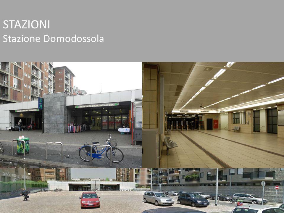 STAZIONI Stazione Domodossola