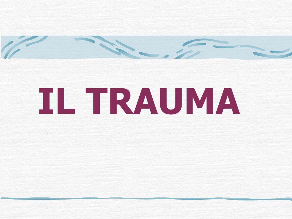 Lacerazione della trachea Di solito causata da traumi penetranti; elevata mortalità.