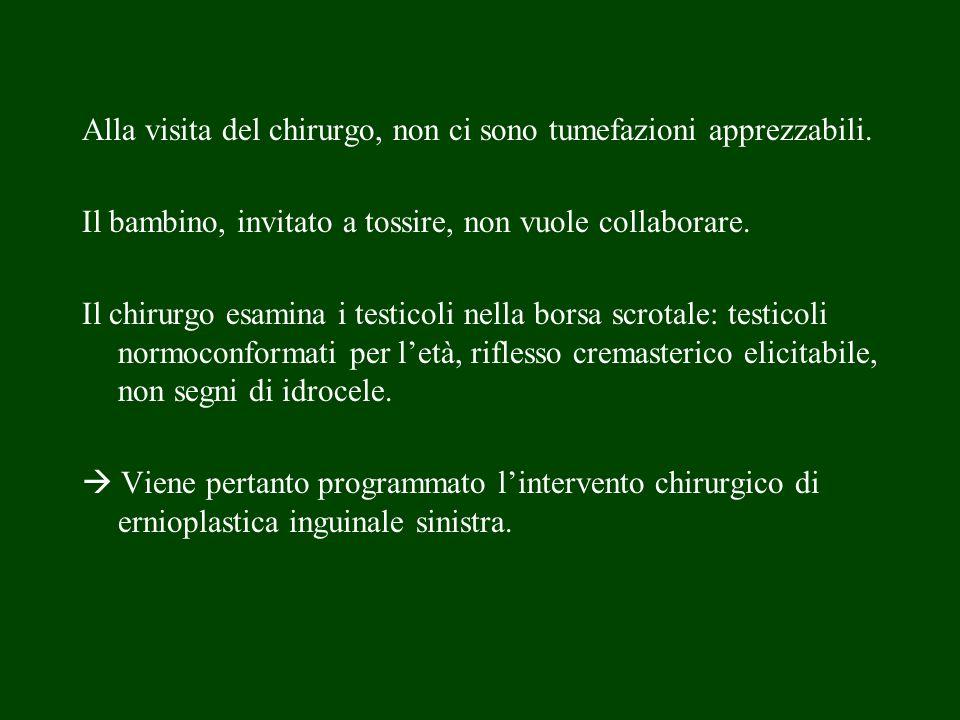 ATRESIA BILIARE 5 Postoperatorio: Antibiotico (trimetoprim+sulfametossazolo) Supplementazione di vitamine liposolubili (A,D,E,K) Stimolatori della funzionalità biliare Ohi R et al, World J Surg 1985 ONeill JA et al, Ann Surg 1985 Complicanze: Colangite: diminuita secrezione di bile, ittero, febbre e leucocitosi Ostruzione dellansa alla Roux: ittero improvviso Cirrosi progressiva: ipertensione portale con varici esofagee sanguinanti Ascite Ipoalbuminemia Ipoprortombinemia Carenza di vitamine liposolubili Carenza di micronutrienti (calcio, fosforo, zinco) Malassorbimento di trigliceridi a lunga catena.