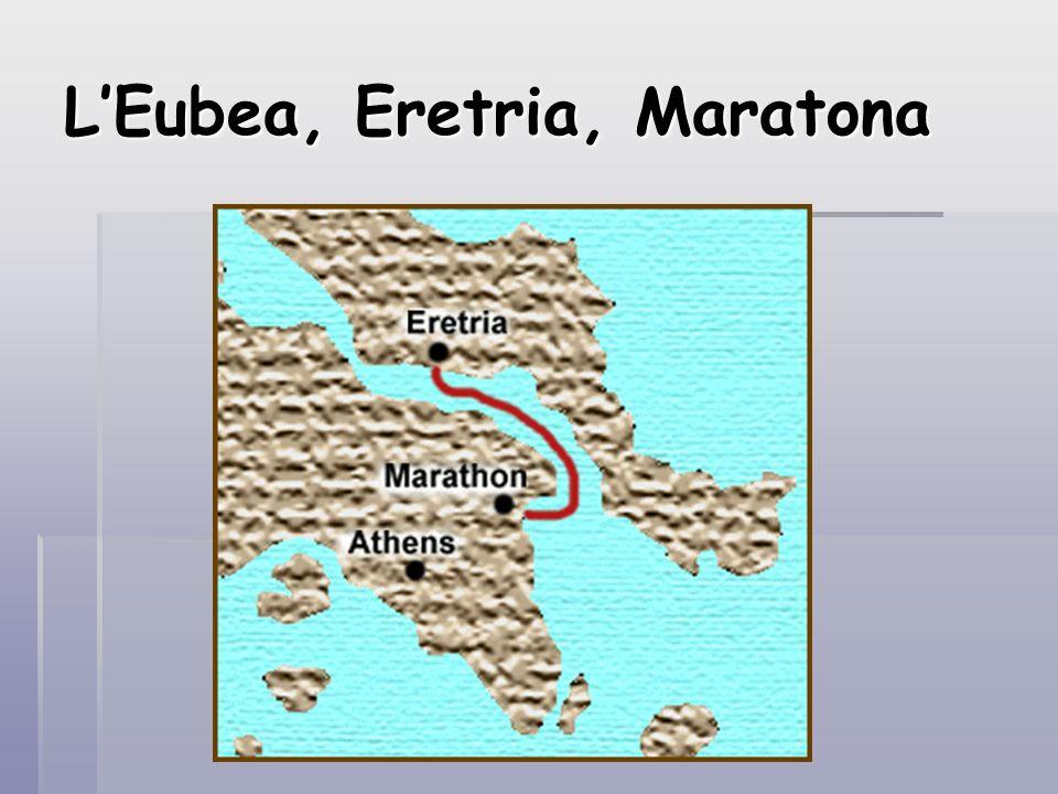 LEubea, Eretria, Maratona