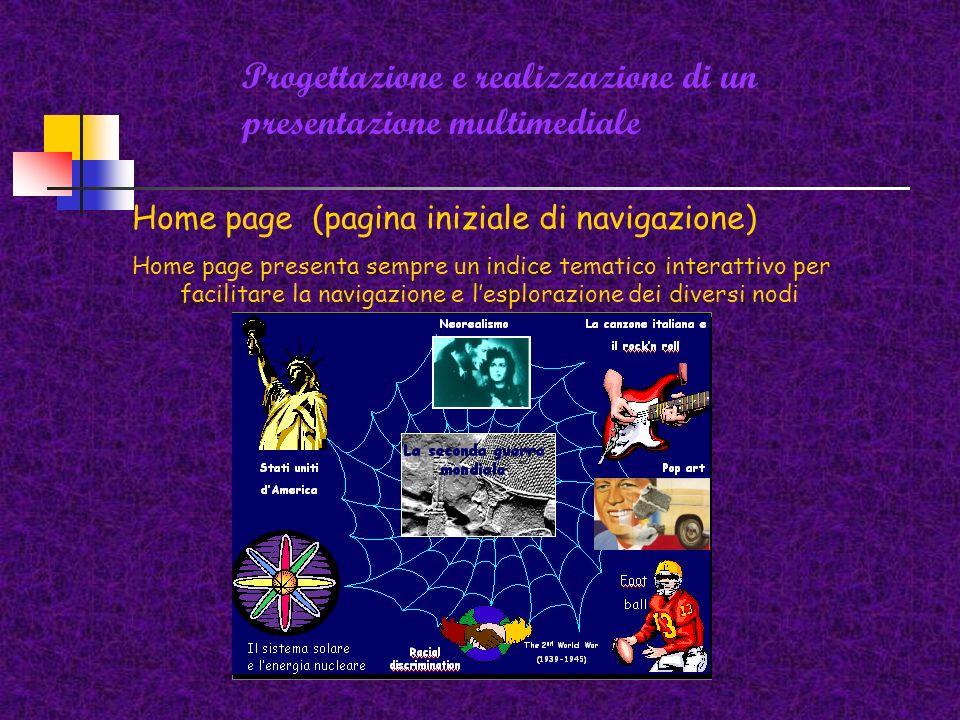 Elaborazione dellla copertina Progettazione e realizzazione di una presentazione multimediale Titolo presentazione Autori progetto Casa editrice o ist