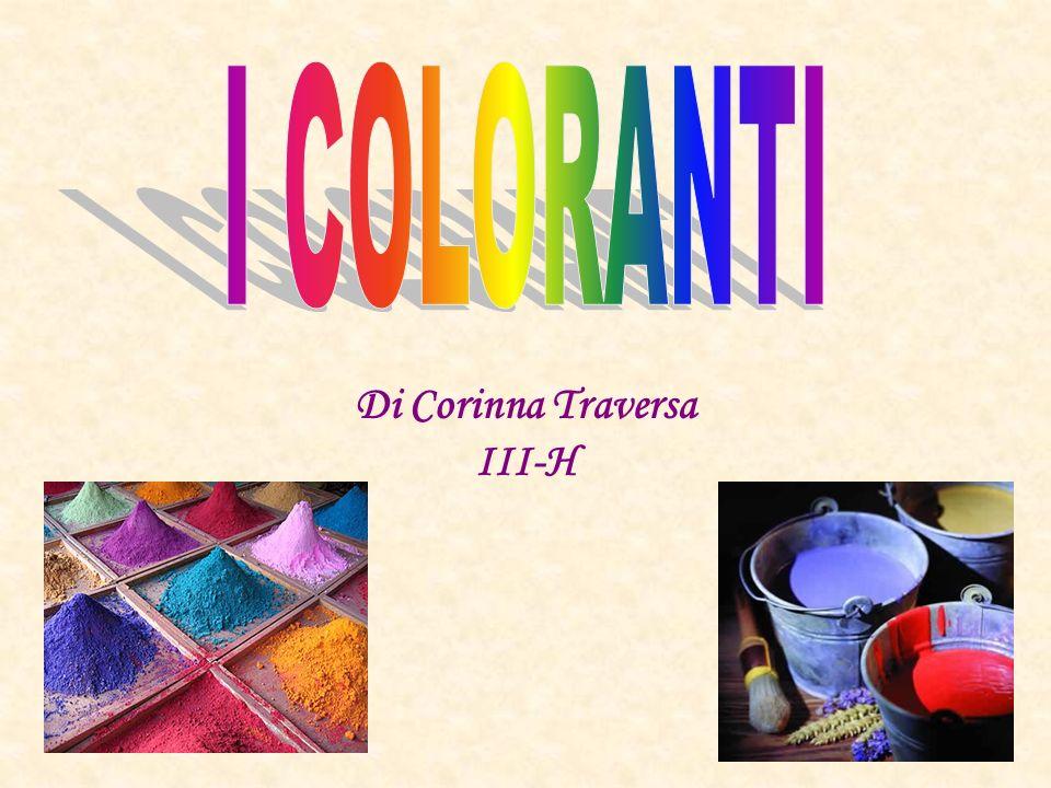 Noi usiamo i coloranti per tingere indumenti, mobili, accessori di ogni sorta.