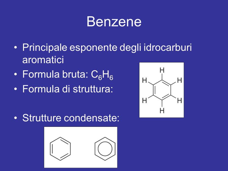 Fenolo C 6 H 5 OH Molecola aromatica semplice Cristalli bianchi Tossico Joseph Lister: 1867, antisettico