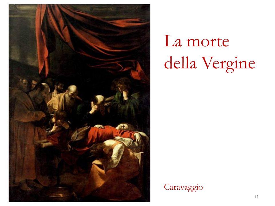 La morte della Vergine Caravaggio 11