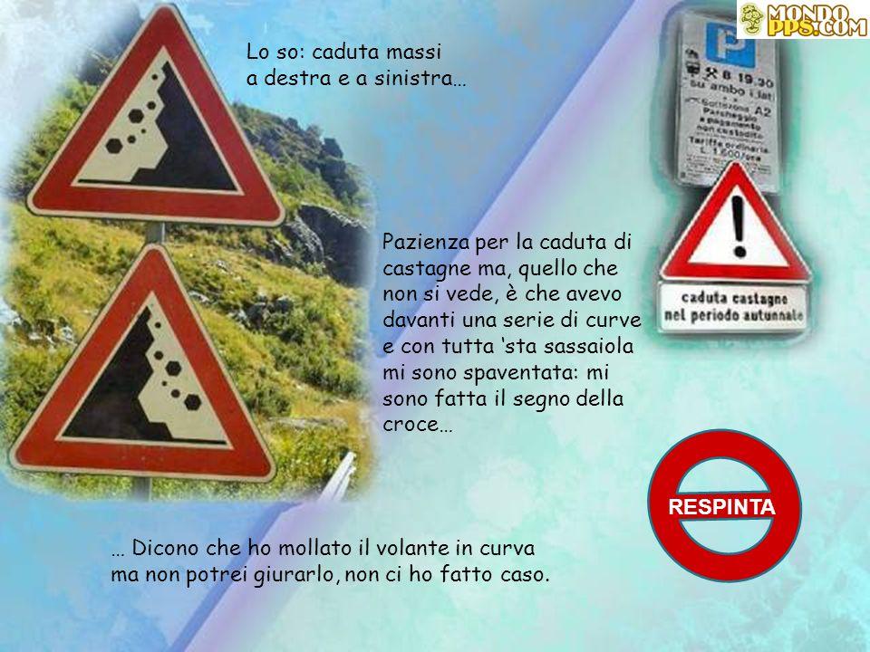 Cosa significano questi segnali: … Che siamo a Roma, in pieno centro … Che è Natale … Che ci troviamo nei pressi di un ospizio che ospita 20 bontempon