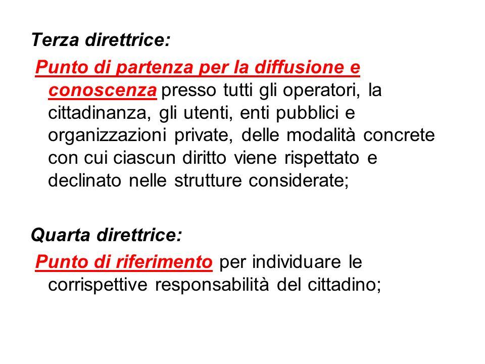 Piano operativo- prima fase:adozione della Carta marzo2008-aprile 2009 Percorso di comunicazione interna/esterna - progettazione, stampa e distribuzione della brochure informativa aziendale sulla Carta europea diritti del malato;