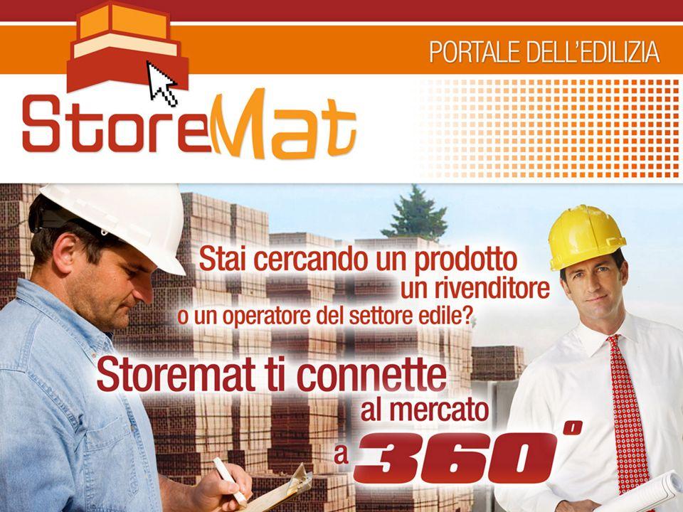Storemat è PARTECIPAZIONE Produttori Rivenditori Imprese e progettisti
