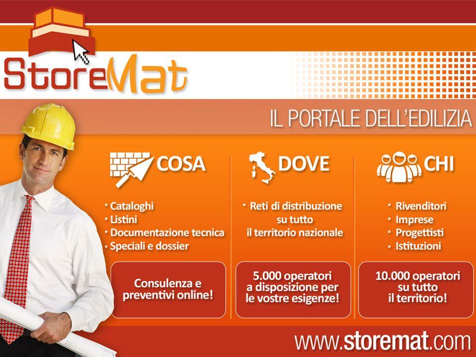 Storemat è COMUNICAZIONE News Eventi Speciali, novità di prodotto, dossier Newsletter