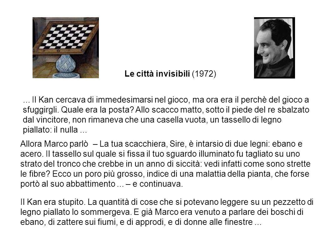 Le città invisibili (1972)...
