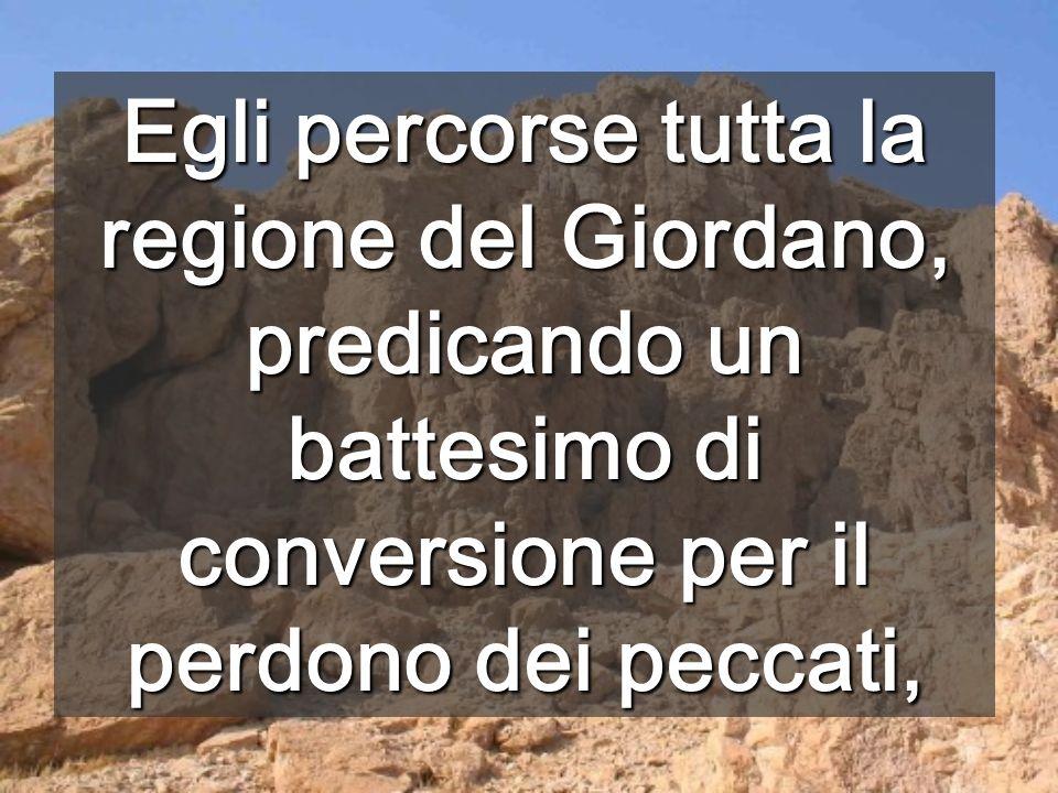 L Imperatore Tiberio I potenti non si rendono conto di quanto avviene nel deserto Ascolti la Parola che risuona nel silenzio?