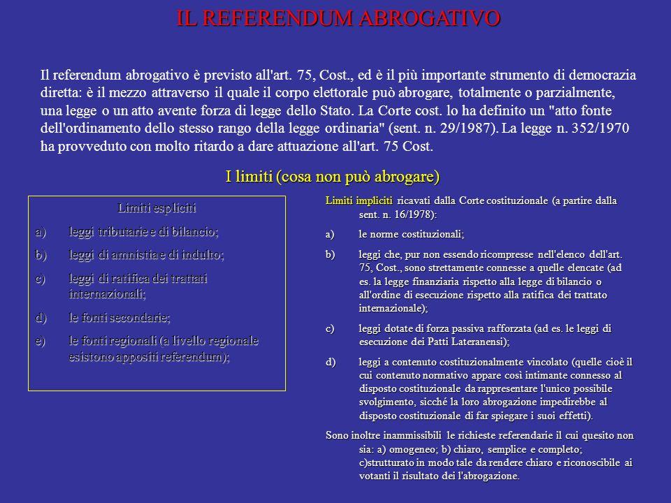 La promulgazione: La legge viene resa ufficiale con dichiarazione solenne del Presidente della Repubblica dopo aver verificato che non sia in contrast