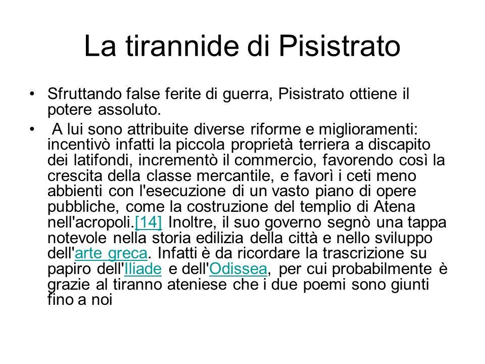 CLISTENE 565-492 a.c.