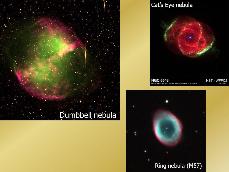 Eskimo nebula Helix nebula