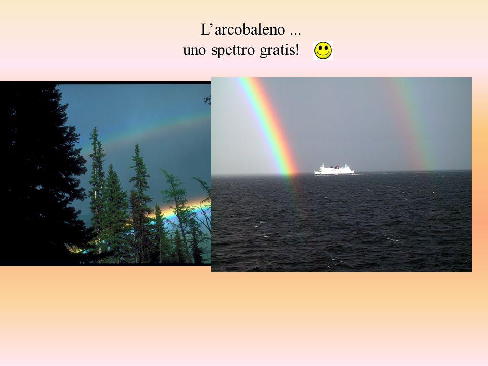 Spettroscopia Qualche data... 1304 Teodorico di Freiberg riproduce i colori dell arcobaleno 1666 Newton utilizza un prisma per scomporre la luce solar