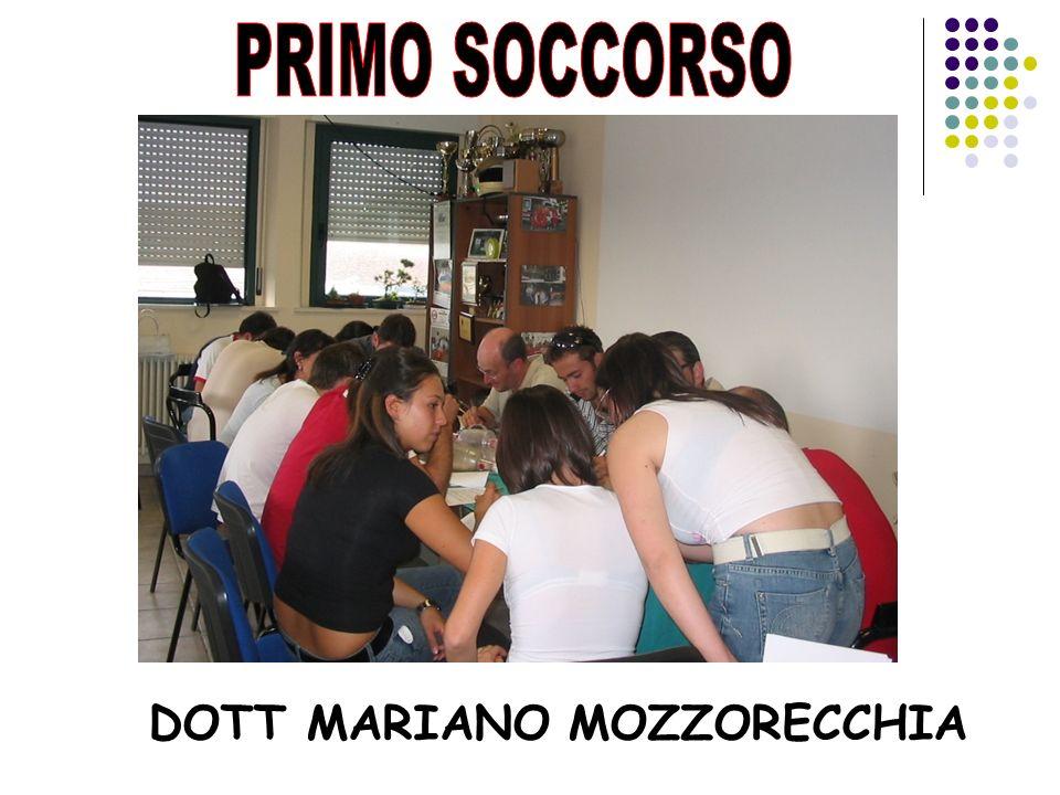 CROCE VERDE.Porto S. Elpidio. 31° Corso teorico-pratico per nuovi volontari.