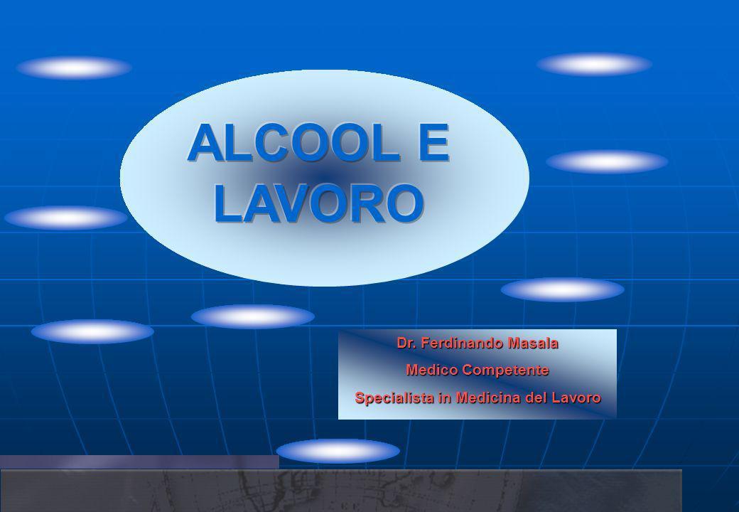 EFFETTI DELLALCOOL Dal metabolismo dellalcool si forma acetaldeide, una sostanza tossica che esercita danni a livello di: Apparato gastrointestinale: gastrite, ulcera, fegato steatosico, pancreatiti.