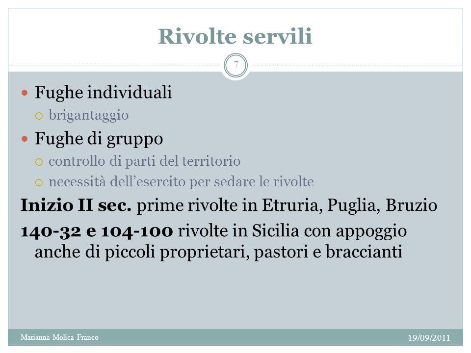 A Roma, intanto… 57 a.C.