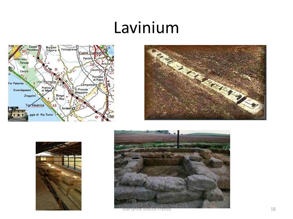 Lavinium 18Marianna Molica Franco