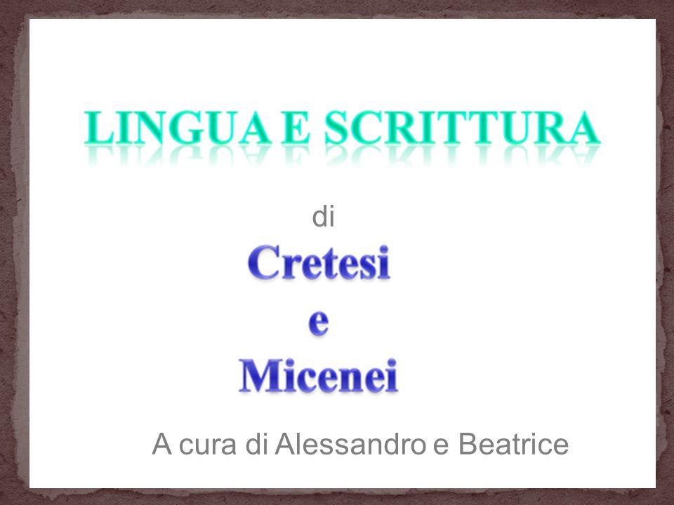 di A cura di Alessandro e Beatrice