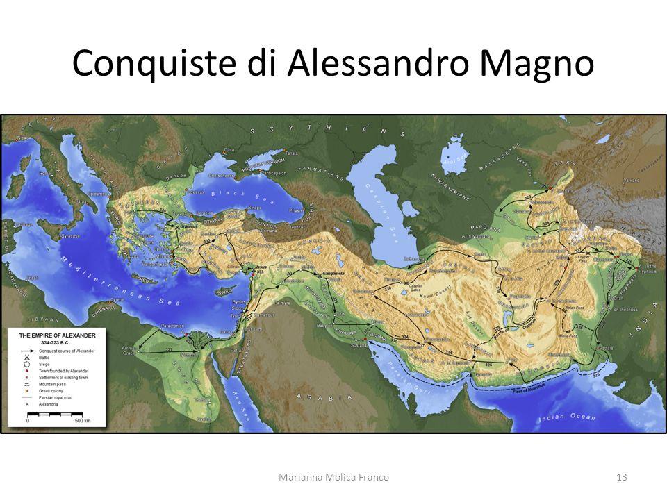 Conquiste di Alessandro Magno 13Marianna Molica Franco