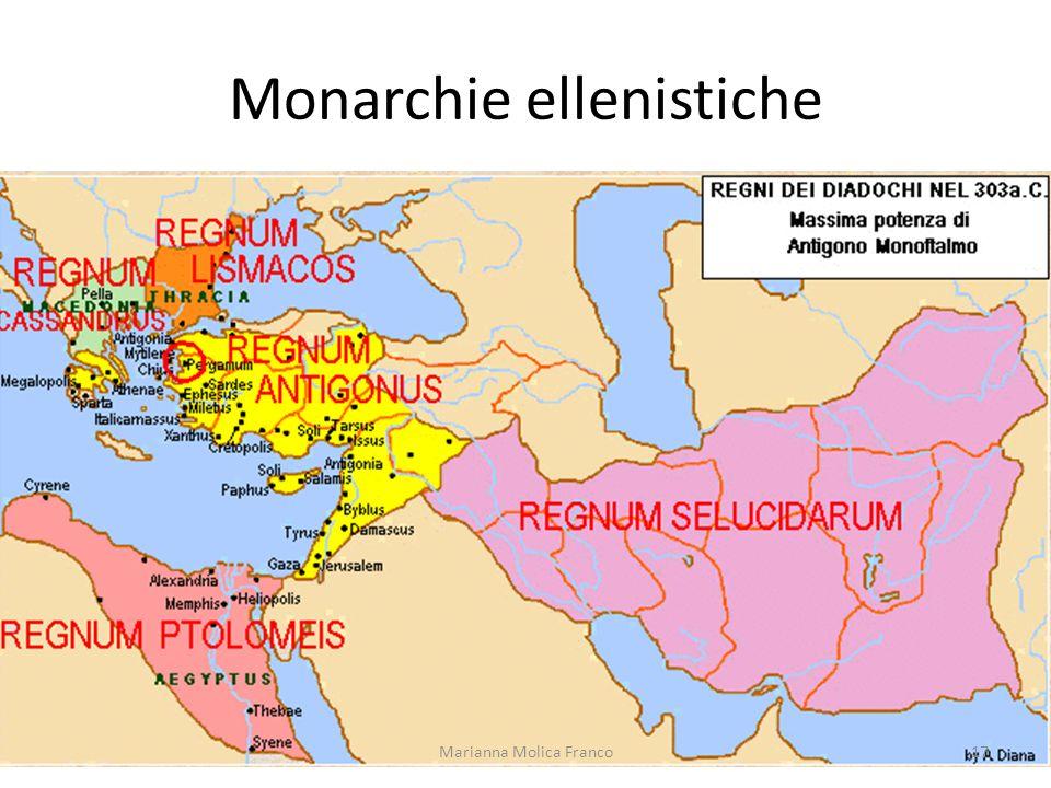 Monarchie ellenistiche 17Marianna Molica Franco