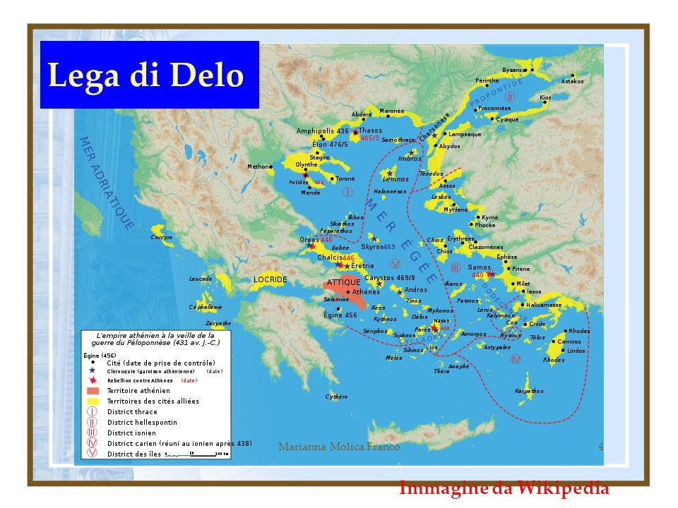 Lega di Delo Immagine da Wikipedia 4Marianna Molica Franco
