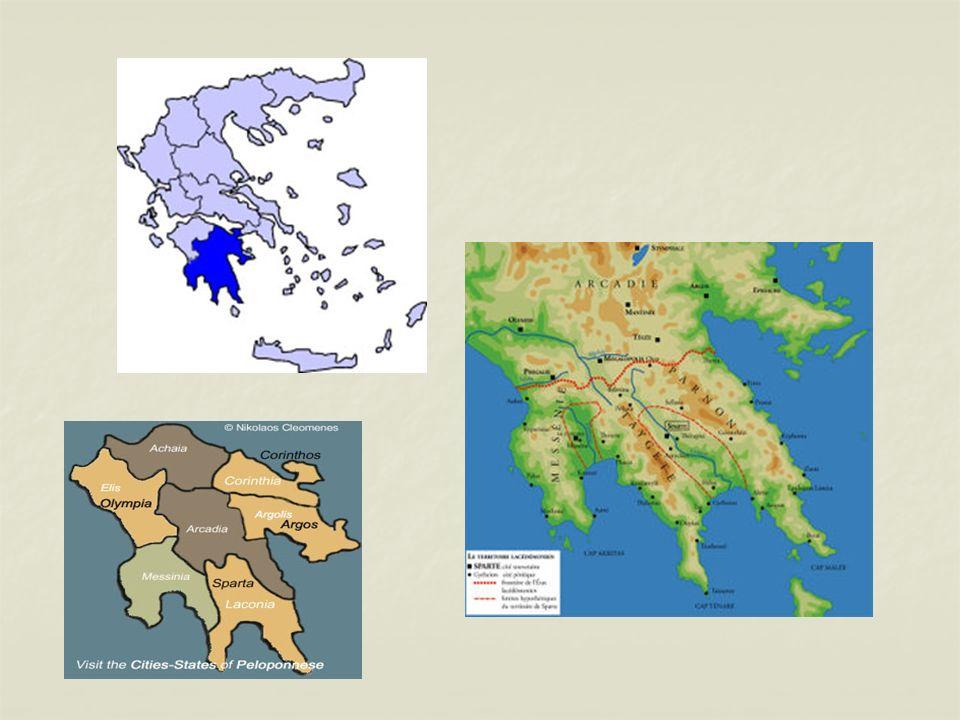Le origini di Sparta Invasione dei Dori nel Peloponneso Invasione dei Dori nel Peloponneso X sec.: quattro villaggi nella regione di Laconia, conosciuti come Lacedemone, si uniscono sotto il nome di Sparta X sec.: quattro villaggi nella regione di Laconia, conosciuti come Lacedemone, si uniscono sotto il nome di Sparta