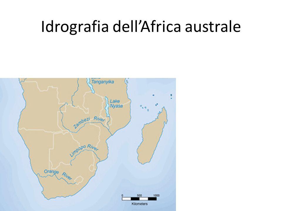 Idrografia dellAfrica australe