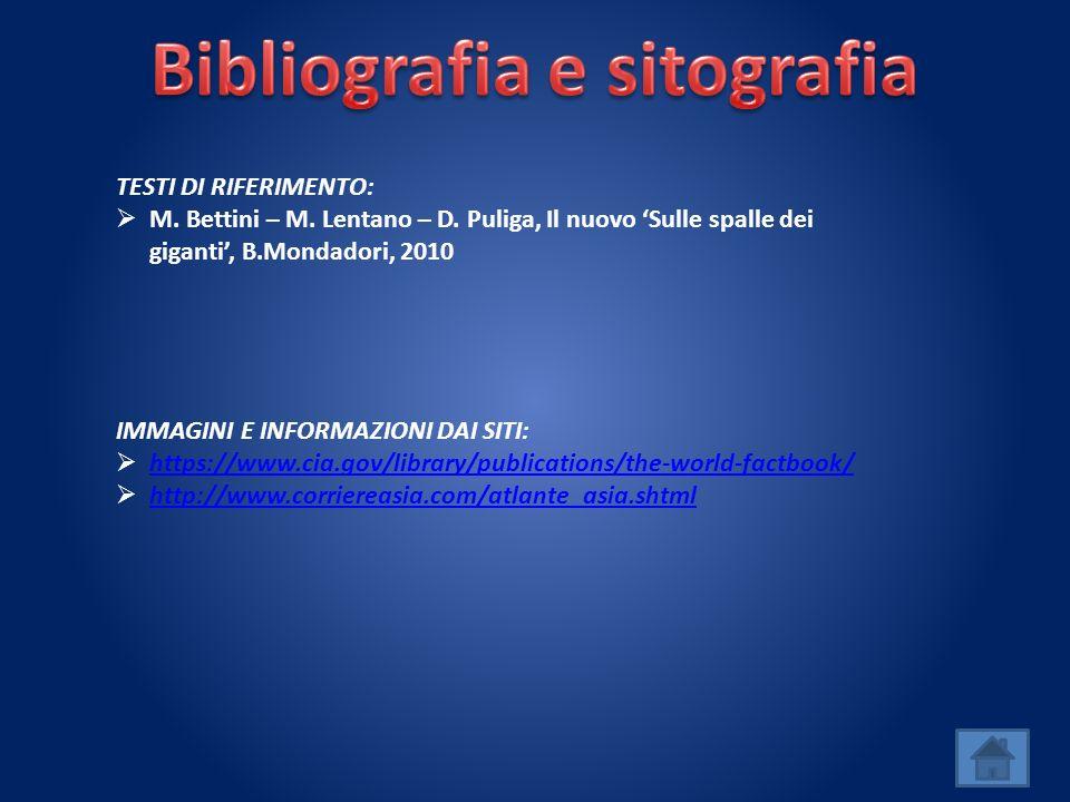 TESTI DI RIFERIMENTO: M. Bettini – M. Lentano – D. Puliga, Il nuovo Sulle spalle dei giganti, B.Mondadori, 2010 IMMAGINI E INFORMAZIONI DAI SITI: http