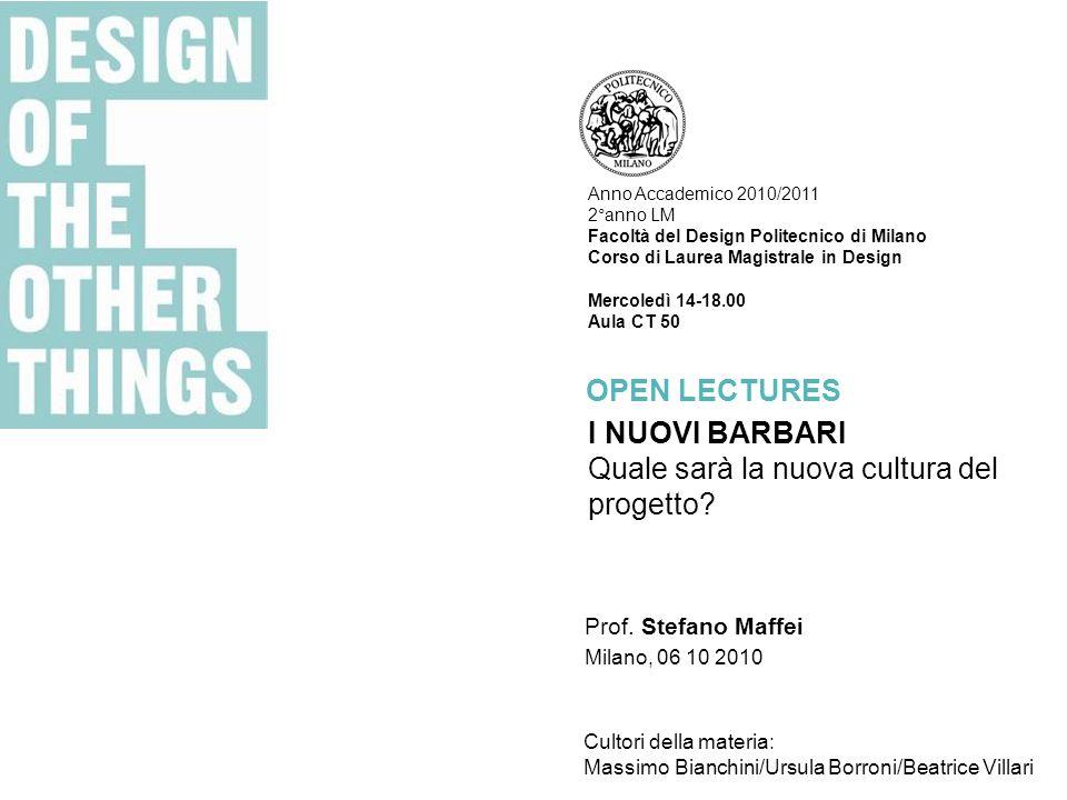 Stefano Maffei | I nuovi barbari 32 I NUOVI BARBARI La versione barbara IDEO > The future of book 6.