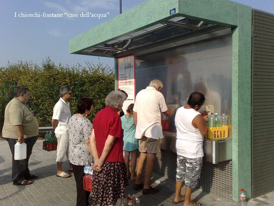 I chioschi-fontane case dellacqua